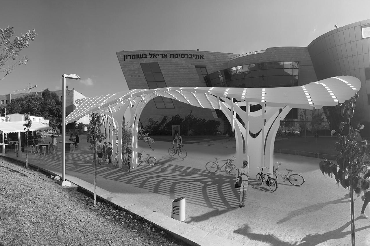 Digital Studio – Mushroom Pavilion