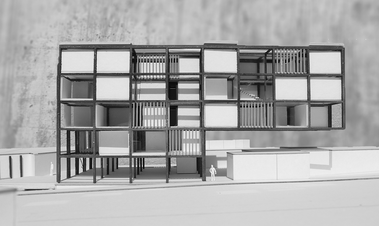Residential Building – Model